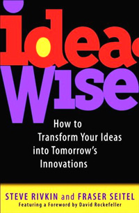 IdeaWise: How to Transform Your Ideas into Tomorrow's Innovations 2002 г Твердый переплет, 256 стр ISBN 0-47112-956-9 инфо 2229a.