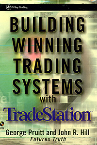Building Winning Trading Systems with TradeStation Издательство: Wiley, 2002 г Суперобложка, 390 стр ISBN 0471215694 инфо 13908l.